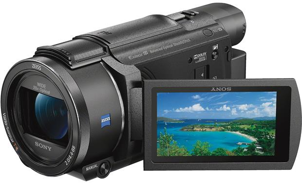 Sony Handycam® FDR-AX53 Front