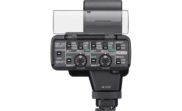 Sony XLR-K2M Precise controls built in