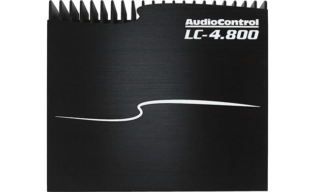 AudioControl LC-4.800 The clean exterior of the LC-4.800 hides beastly power below.