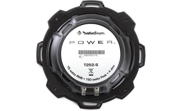 Rockford Fosgate T252-S Back