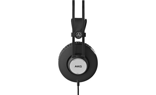 AKG K72 Over-ear, closed-back design keeps sound from escaping into live mics