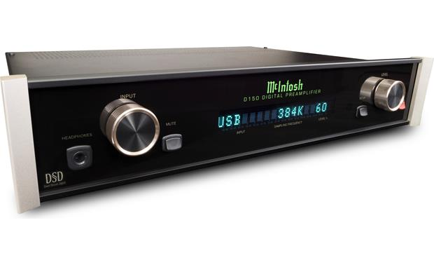 McIntosh D150 Angled right