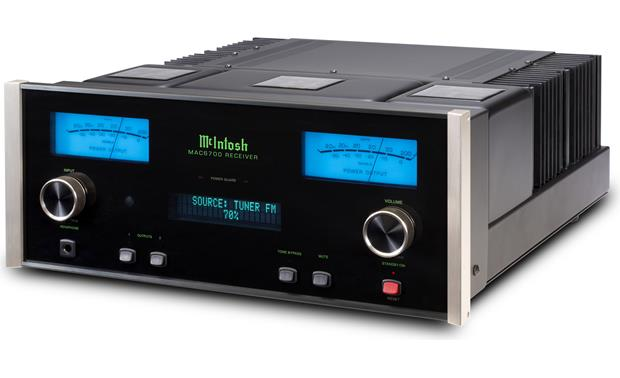 mcintosh mac6700 stereo receiver at crutchfield com rh crutchfield com Best Mcintosh Amplifier McIntosh Audio Ultimate System
