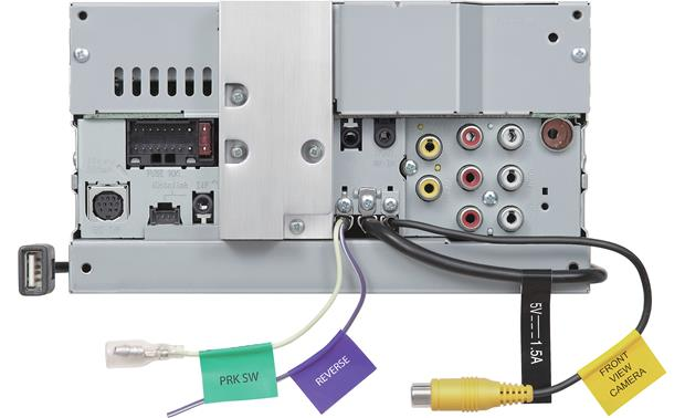 Kenwood Backup Camera Wiring Diagram