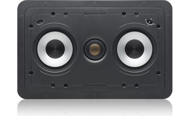 Monitor Audio CP-WT140LCR Front (shown without included grille)