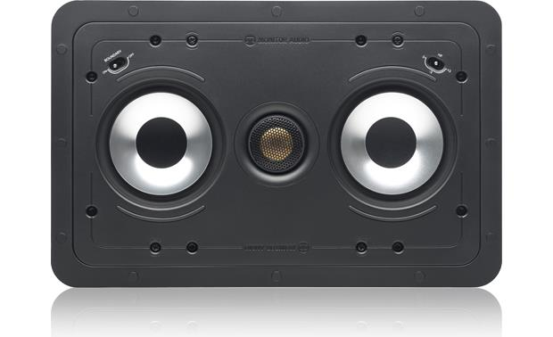 Monitor Audio CP-WT240LCR Shown with grille off