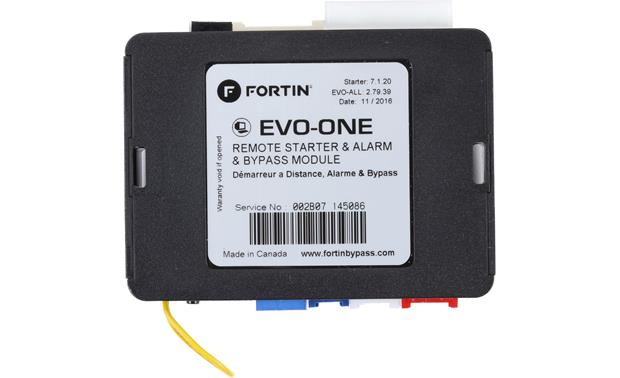 Fortin EVO-ONE-TOY3 Front