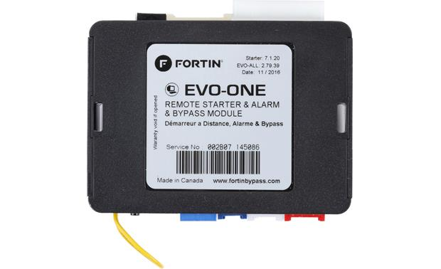 fortin evo one khy2 hot wiring immobilizer bypass no special tools