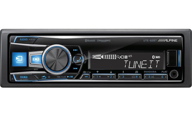 Alpine UTE-62BT digital media receiver