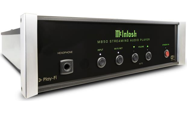 McIntosh MB50 Illumintated glass-front panel