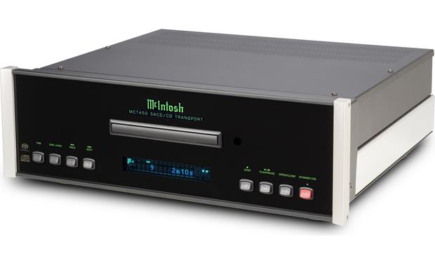 McIntosh MCT450 Front