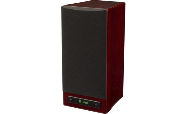 McIntosh XR50 Red Walnut (grille on)
