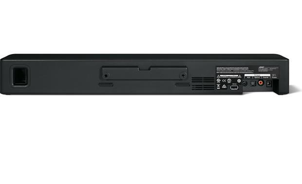 Bose 174 Solo 5 Tv Sound System At Crutchfield