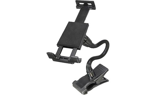 Bracketron BT17022 Clamp Bracketron's BT17022 PhabGrip mount wherever you need it so you can be free to get your hands dirty