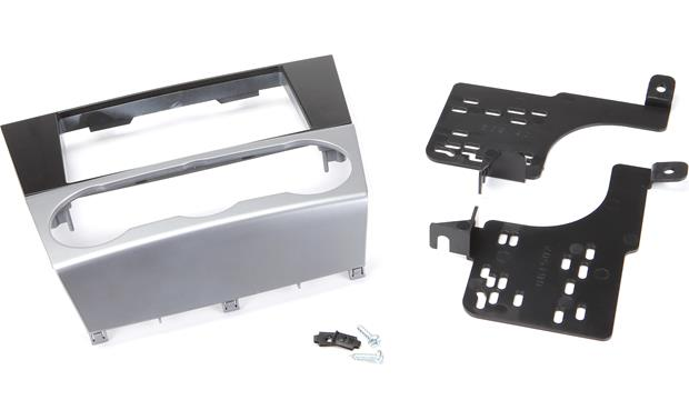 Metra 95-8907HG Dash Kit Two-tone silver and gloss black
