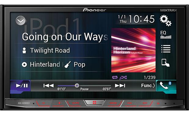 Pioneer AVH-4200NEX DVD receiver at Crutchfield.com on pioneer backup camera installation, 2005 ford escape fog light wiring diagram, pioneer car audio wiring diagram, pioneer brake bypass relay wiring diagram, pioneer speaker wiring diagram, pontiac g6 radio wiring diagram,
