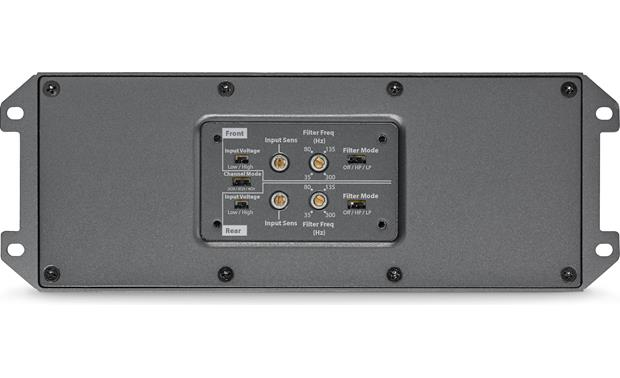JL Audio MX280/4 Controls uncovered