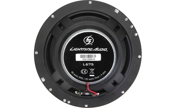 Lightning Audio L675 Back