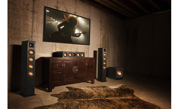 Klipsch Reference Premiere HD Wireless 5.1 Surround Sound System Get great sound without running speaker wire