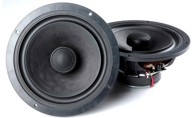 Biketronics BT7P1RG Biketronics backs these weatherproof speakers with a lifetime warranty.