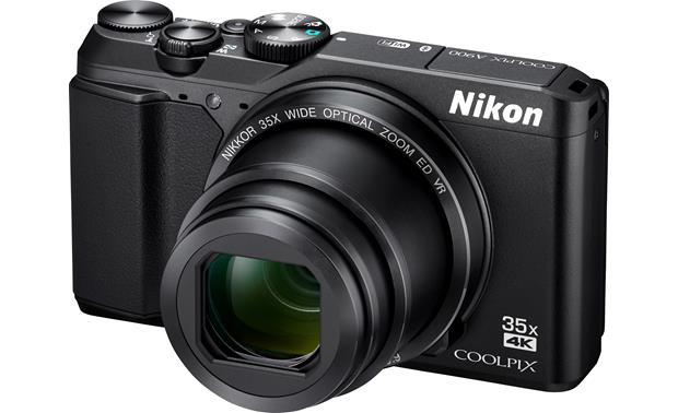 Nikon Coolpix A900 Front