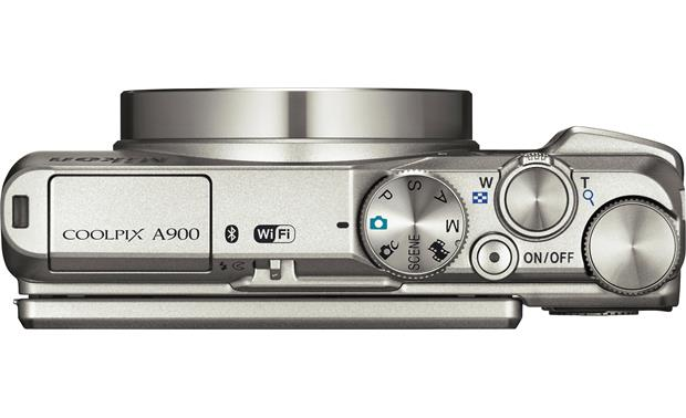 Nikon Coolpix A900 Top
