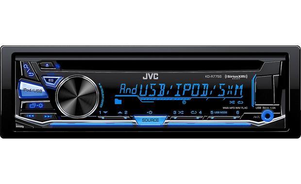 g105KDR775S F jvc kd r775s cd receiver at crutchfield com  at n-0.co