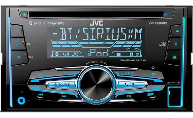 jvc kw r920bts cd receiver at crutchfield com rh crutchfield com