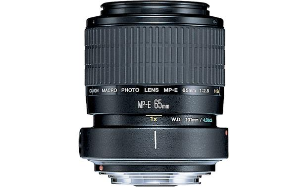 Canon MP-E 65mm f/2.8 1-5X Front