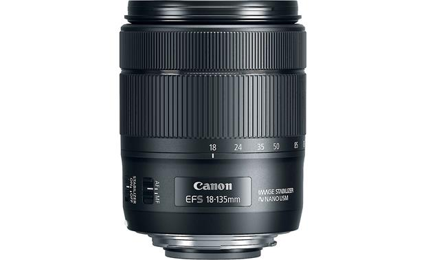 Canon EF-S 18-135mm f/3.5-5.6 IS USM Front