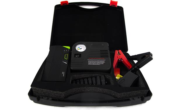 Race Sport RS-08-COMBOKIT Race Sport gives you enough cranking power to jumpstart a heavy-duty diesel truck