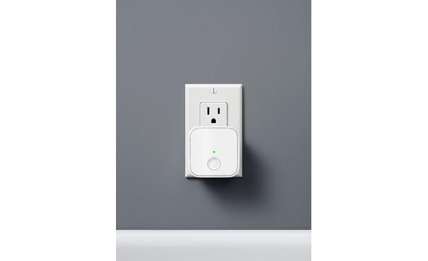 August Connect The Connect plugs into an outlet near your Smart Lock for wireless communication