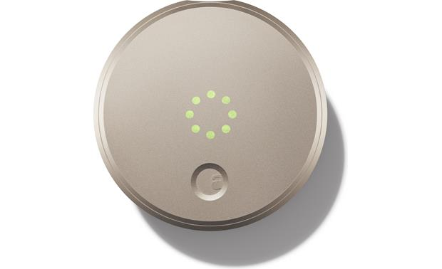 how to turn on august smart lock