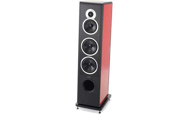 Sonus Faber Chameleon T Chameleon T with Red side panels (shown without included grille)