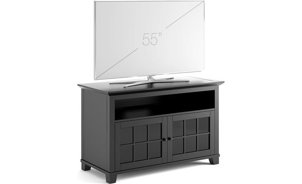 Salamander Designs Traditional SDAV1 Supports a TV up to 55