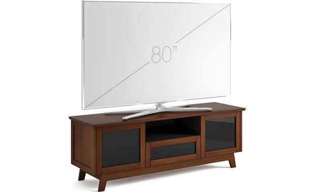 Salamander Designs Transitional SDAV5 7225 Supports a TV up to 80