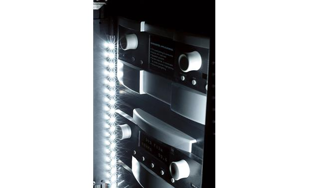Salamander Designs SD/LS1W Lighting System Provides lighting for your gear (components and cabinet not included)