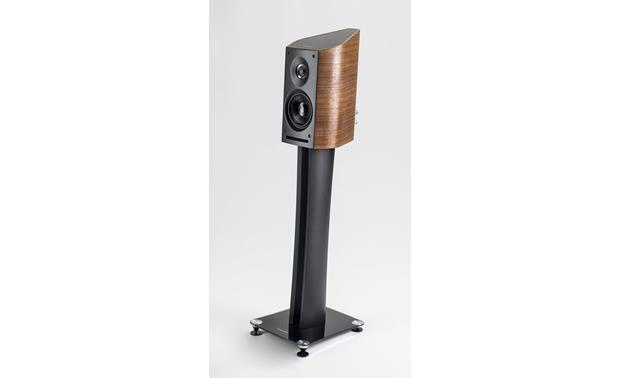 Sonus Faber Venere 1.5 Walnut (shown with optional Sonus faber stand)