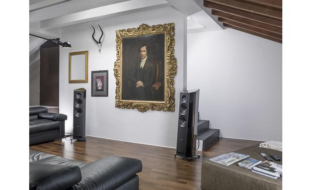 Sonus Faber Venere 2.5 A beautiful look in any environment