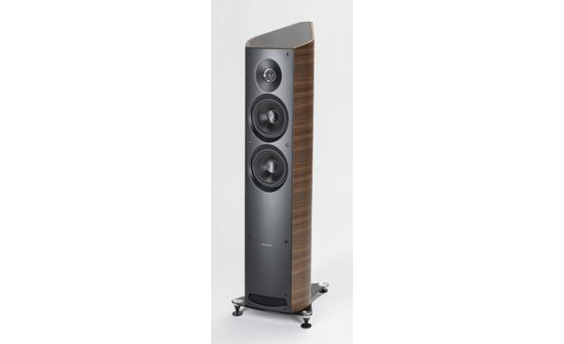 Sonus Faber Venere 2.5 Walnut (shown with included grille removed)