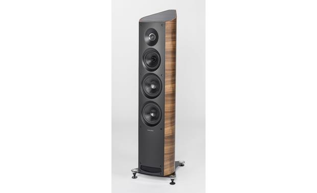 Sonus Faber Venere 3.0 Walnut (shown with included grille removed)
