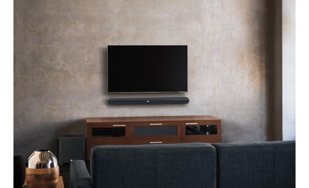 JBL SB450 Includes brackets for wall mounting