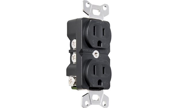 AudioQuest NRG Edison 15 Edison 15 outlet without supplied wall plate