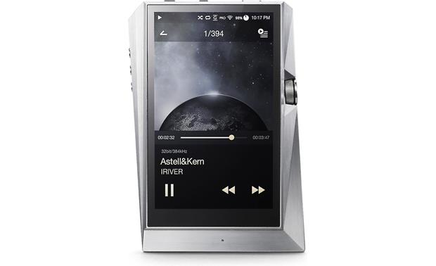 Astell & Kern AK380 Stainless Steel AK360 Stainless Steel player