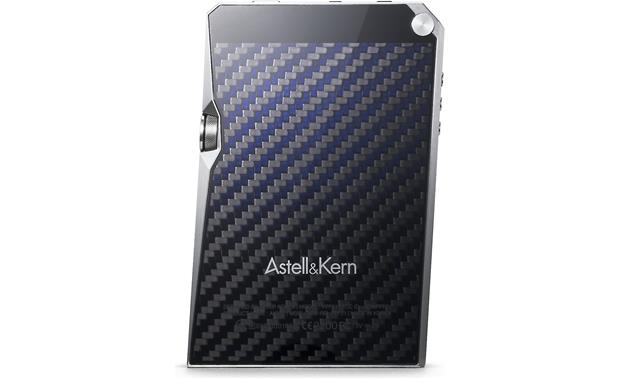 Astell & Kern AK380 Stainless Steel AK360 Stainless Steel player -  back