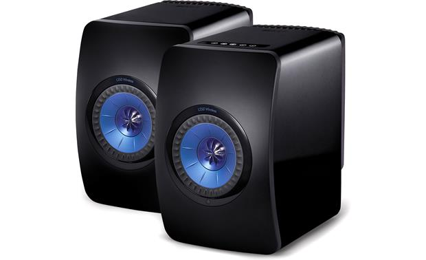 KEF LS50 Wireless Front