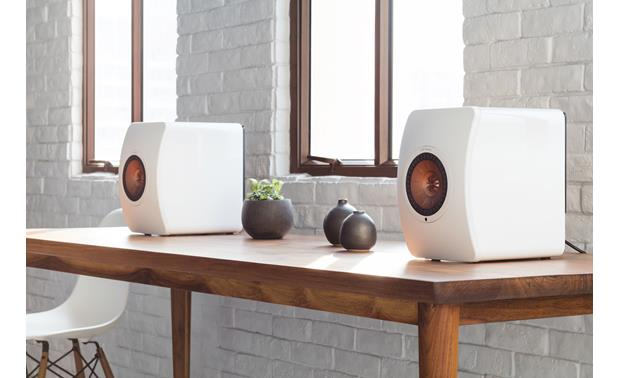 KEF LS50 Wireless They look as good as they sound