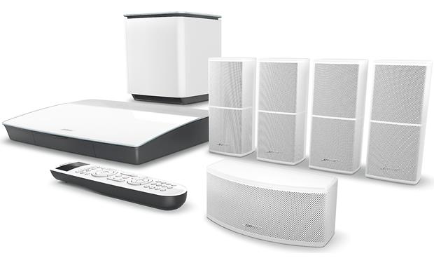 Bose® Lifestyle® 600 home theater system Front