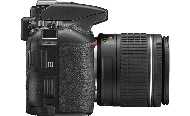 Nikon D5600 Two Lens Kit Left side