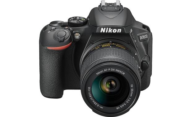 Nikon D5600 Two Lens Kit Top